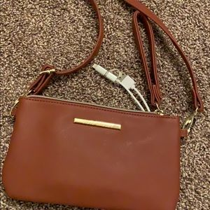 Steve Madden Crossbody and Wristlet with Charger